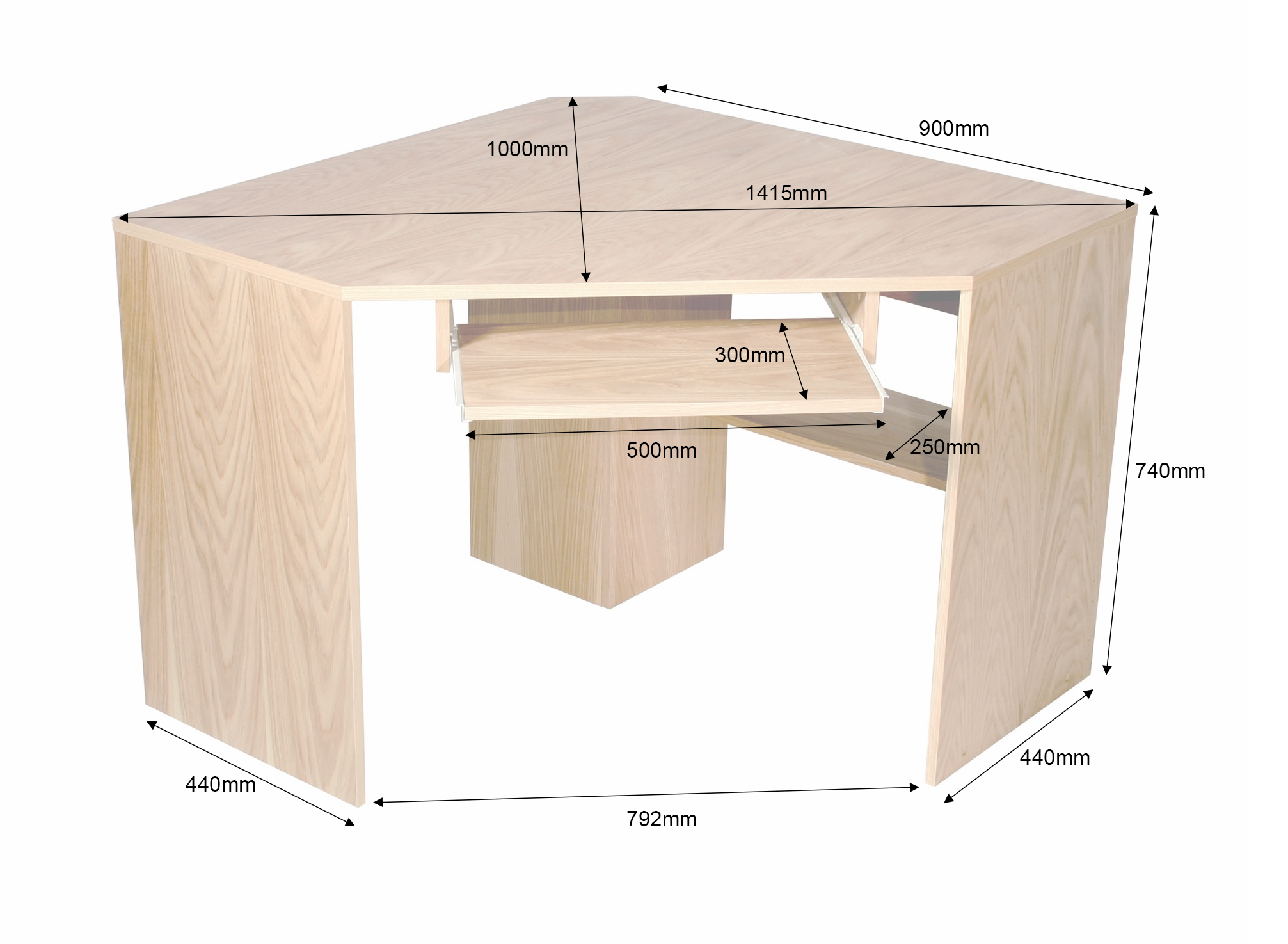 Office Desks Dimensions Pictures Yvotubecom